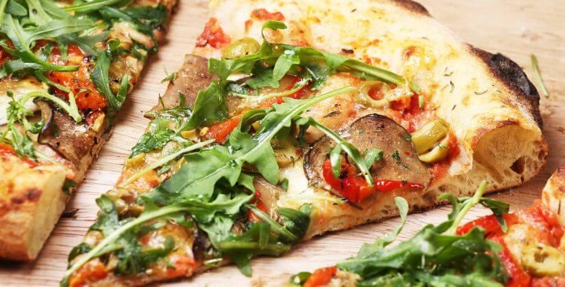 Finom és könnyû kemencés pizza